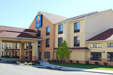Comfort Inn Kansas City Airport