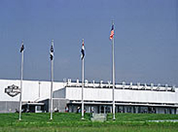 Harley-Davidson Final Assembly Plant and Visitors Center