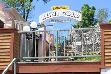 Parkville Miniature Golf