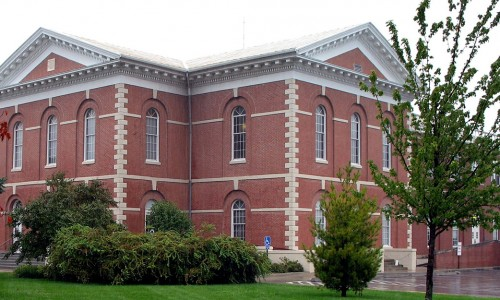 Platte-courthouse