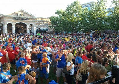 World Series Zona Rosa