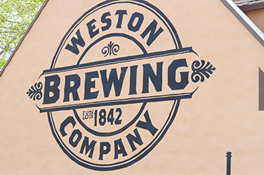 Weston Brewing Company Tour