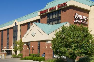 Drury Inn and Suites KCI