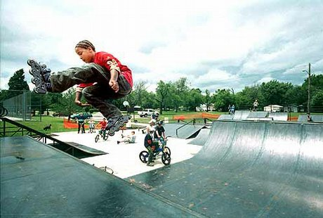 Edgerton Skateboard Park