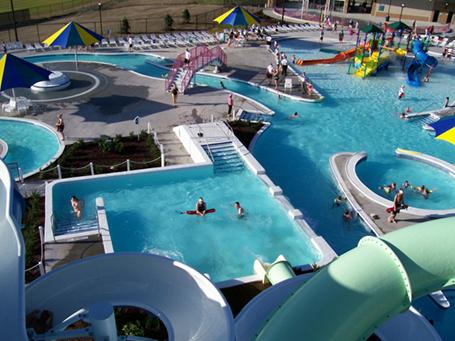 Springs Aquatic Center
