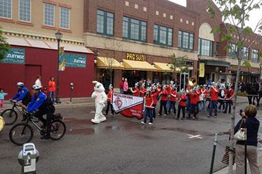 Zona Rosa Easter Parade